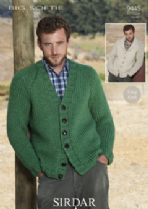 Men's Super Chunky Knitting Patterns